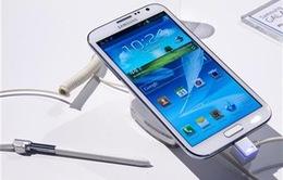 Samsung, Apple tiếp tục dẫn dầu cuộc đua smartphone