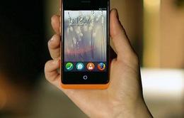 Smartphone chạy trên Firefox chính thức ra mắt