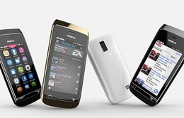Nokia Asha 310: Thay SIM không cần tắt máy