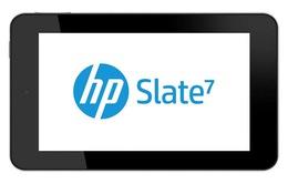 HP trở lại thị trường máy tính bảng với Slate 7