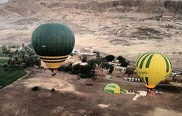 Ai Cập: Nổ khinh khí cầu, 19 người thiệt mạng