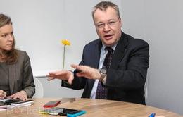 CEO Nokia: Máy tính bảng thực sự quan trọng