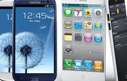 """2013: Smartphone """"vượt mặt"""" điện thoại phổ thông"""