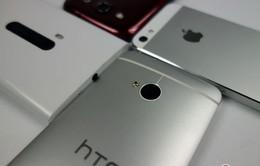 """""""Đọ"""" camera HTC One, iPhone 5, Lumia 920 và S3"""