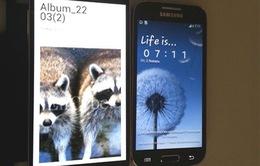 Samsung sắp ra mắt Galaxy S4 Mini?