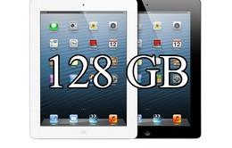 Khám phá iPad 128 GB