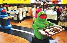 Nhà hàng robot