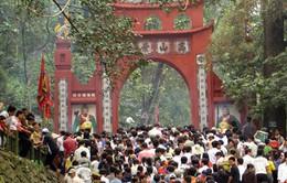 Sẵn sàng cho lễ tôn vinh Tín ngưỡng thờ cùng Hùng Vương