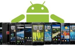 2013, Android sẽ đạt mốc 1 tỷ thiết bị