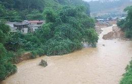 Lào Cai: Mưa lũ làm 4 người chết và mất tích