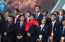 Việt Nam đoạt 2 giải tư tại chung kết Intel ISEF 2013