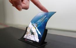 LG trình diễn màn hình smartphone không vỡ
