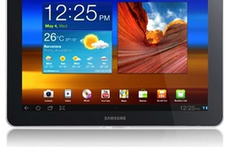 Galaxy Tab có thể được trang bị chip Intel