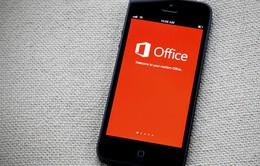 Microsoft Office cho iPhone: Có quá muộn?