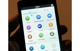 Smartphone sử dụng Tizen: Phải chờ đến tháng 10!