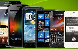 Thị trường smartphone đã đạt đỉnh?