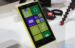 "Lumia 1020 – smartphone có camera ""khủng"" 41 MP"