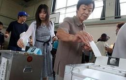 Nhật Bản tiến hành bầu cử Thượng viện