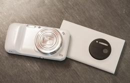 Chọn Galaxy S4 Zoom hay Nokia Lumia 1020?