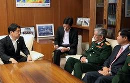 Đối thoại quốc phòng Việt Nam – Nhật Bản lần 2