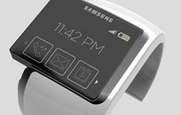 Smartwatch của Samsung sẽ có 5 màu?