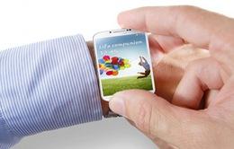 Smartwatch của Samsung sẽ không có màn mình dẻo