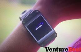 Đồng hồ thông minh Galaxy Gear lộ diện