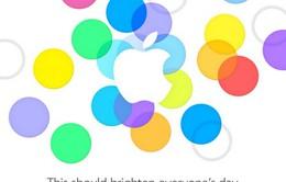 Apple gửi thư mời tham dự sự kiện ngày 10/9