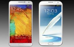Galaxy Note II - Galaxy Note III: Có gì khác biệt?