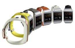 Samsung châm ngòi cuộc chiến smartwatch với Galaxy Gear