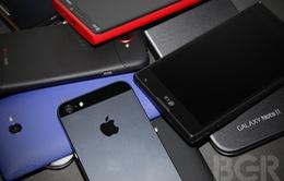 2013: Doanh số smartphone toàn cầu sẽ cán mốc 1 tỷ chiếc?