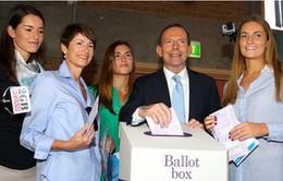 Australia bắt đầu cuộc tổng tuyển cử