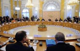 Lãnh đạo G20 đồng thuận giải pháp chính trị cho Syria