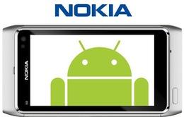 Nokia từng thử nghiệm smartphone chạy trên Android?
