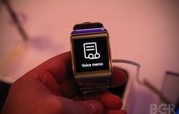 Samsung đang phát triển thế hệ Galaxy Gear thứ 2?