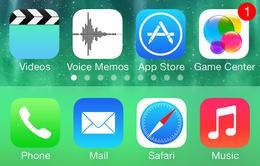 7 tính năng mới lạ trong bản nâng cấp iOS7
