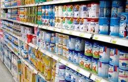 Bổ sung sản phẩm sữa vào danh mục bình ổn giá