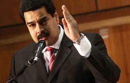 Mỹ cho phi cơ Tổng thống Venezuela bay qua không phận