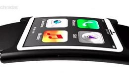 Apple đang thử nghiệm màn hình dẻo cho iWatch?