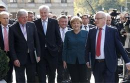 Bắt đầu đàm phán thành lập chính phủ Đức