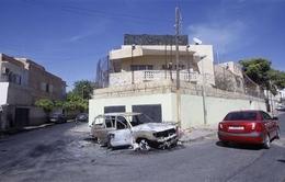 Các nhân viên ngoại giao Nga tại Libya về nước