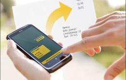 Swiss Post thử nghiệm thay tem bằng mã số SMS