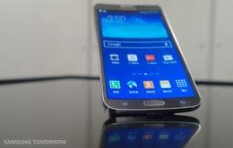 Galaxy Round – smartphone màn hình dẻo đầu tiên