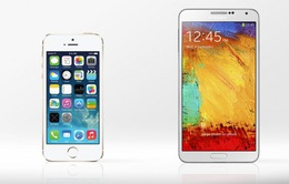 Chọn Galaxy Round, iPhone 5S hay Galaxy Note 3?