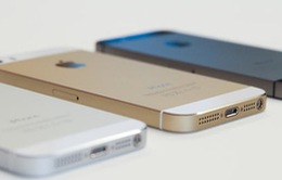 iPhone 5S – Smartphone nhanh nhất thế giới