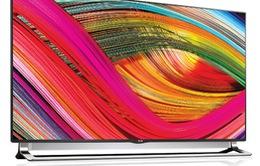 LG ra mắt các model TV Ultra HD 2013 – Thế hệ mới