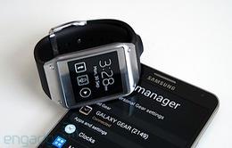 Galaxy Gear bắt đầu kết nối với Galaxy S4, S3