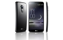 LG ra mắt smartphone màn hình cong G Flex