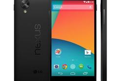 Nexus 5 – smartphone đầu tiên sử dụng Android 4.4 KitKat
