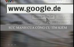 Google - Sức mạnh của công cụ tìm kiếm